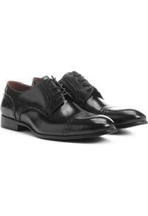 Sapato Social Couro Shoestock Inglês Andrew - Masculino