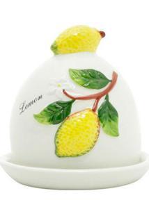 Mantegueira Limão Branca 9X9X10 Cm