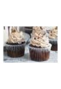 Painel Adesivo De Parede - Cupcakes - 699Pnp