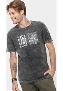 Camiseta Cavalera Glistitucional Masculina - Masculino