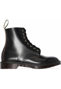 Dr. Martens Ankle Boot 1460 Pascal De Couro - Preto