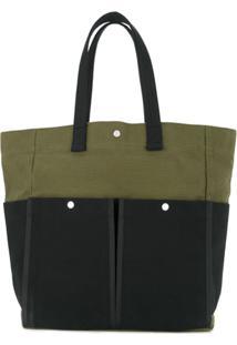 Cabas Bolsa Tote - Verde