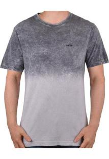 Camiseta Mcd Washed Ocean Masculina - Masculino