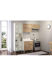 Cozinha Compacta Floripa #28 - 4 Peças