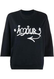 Zadig&Voltaire Kali Amour Jormi Sweater - Azul