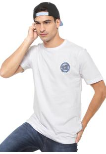 a4cfa4ff69 ... Camiseta Santa Cruz Shredded Dot Branca