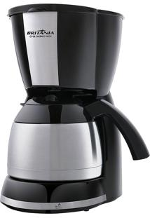 Cafeteira Elétrica Thermo Inox Britânia 220V Cp38