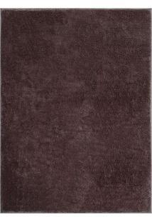 Tapete Classic- Marrom Escuro- 100X50Cm- Oasisoasis