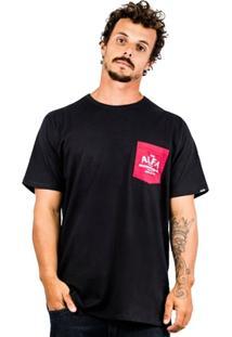 Camiseta Alfa Pocket - Masculino