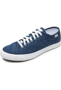 Tênis Asics Tiger Upshot Jeans Azul
