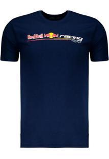 Camiseta Red Bull Racing Masculina - Masculino