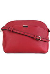 Bolsa Pagani Mini Bag Feminina - Feminino-Vermelho