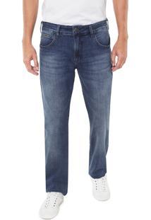 Calça Jeans Forum Reta Paul Azul