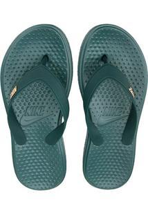 Sandália Nike Solay Thong Masculina - Masculino