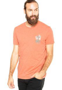 Camiseta Richards Viver Laranja