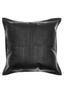 Capa Almofada Ageless Skin 45 Cm X 45 Cm - Home Style
