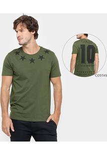 Camiseta Ellus 2Ndfloor Victory - Masculino