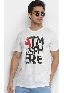 Camiseta Colcci Atmosphere Masculina - Masculino