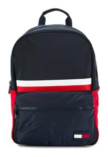 Tommy Hilfiger Colour Block Backpack - Azul