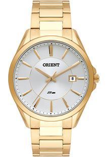 9f28e49f5e8 Relógio Orient Analógico Mgss1149 Masculino - Masculino-Dourado