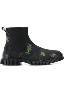 Camper Ankle Boot Tws - Preto