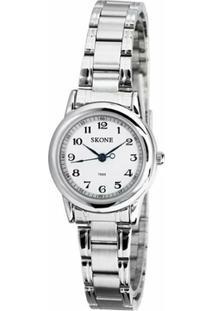 Relógio Skone Analógico 7055 - Feminino