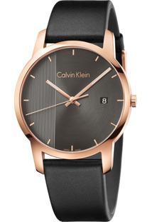 Relógio Calvin Klein K2G2G6C3 Rosê