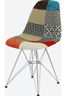 Cadeira Eames Dsr Patchwork