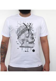 Man X Machine - Camiseta Clássica Masculina