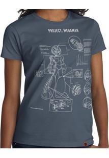 Camiseta Project Megaman