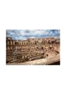 Painel Adesivo De Parede - Coliseu - 277Pn-G