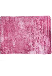 Tapete Peludo Gold Cor 4 Rosa Beb㪠0,50X1,00M - Edantex Rosa - Rosa - Dafiti