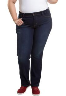 Calça Jeans Levis 314 Shaping Straight Plus Size - 16Xm