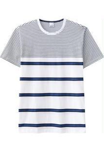 Camiseta Branco Malwee