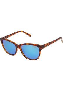 Óculos De Sol Colcci Sharon Tartaruga Caramelo