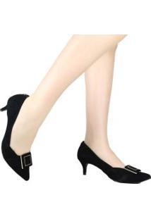 Sapato Jorge Bischoff Scarpin Salto Baixo