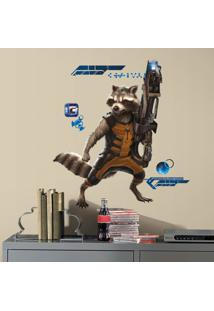 Rocket Raccoon - Guardiões Da Galaxia