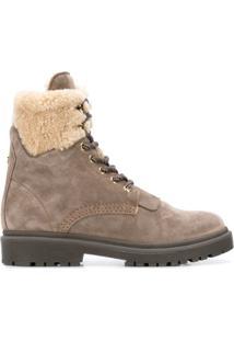 Moncler Ankle Boot 'Patty' - Neutro