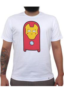 Cuti Ferro - Camiseta Clássica Masculina
