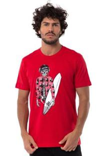 Camiseta Long Island Surfer - Masculino