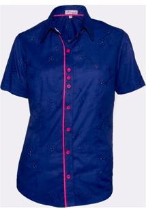Camisa Pimenta Rosada Amanda - Feminino