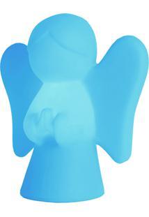 Luminária Casa Da Mãe Joana Anjinho Azul
