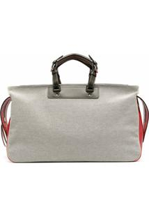 Colville Bolsa Tote Color Block - Neutro