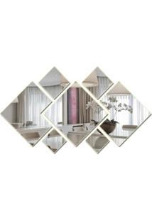 Espelho Decorativo De Vidro Personalizável 170X85 Cm