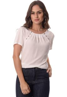 Blusa Love Poetry Lisa Off-White