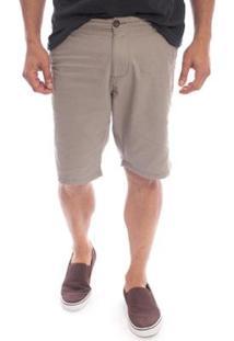 Bermuda Sarja Aleatory Flash Masculino - Masculino