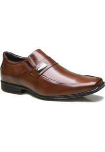 Sapato Social Couro Supertech Calvest Masculino - Masculino