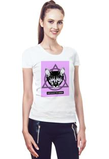 Camiseta Garota Sideral God Save The Queen - Tricae