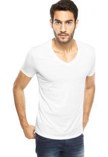Camiseta Cavalera Chico Branca