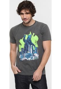 Camiseta Oakley Mod Big Bear - Masculino